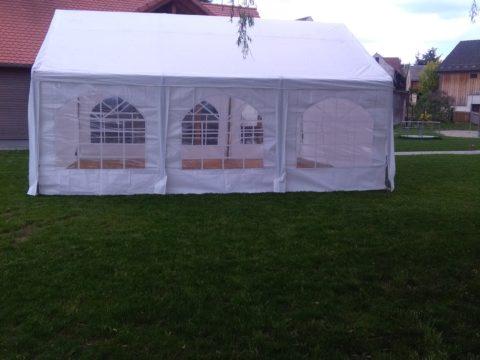 Partyzelt Zeltverleih & Eventmanagement Biersack